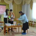 Владыко Ирина Станиславовна проводит мастер-класс