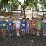 дети старшей группы готовы к соревнованиям