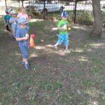 дети учавствуют в соревнованиях